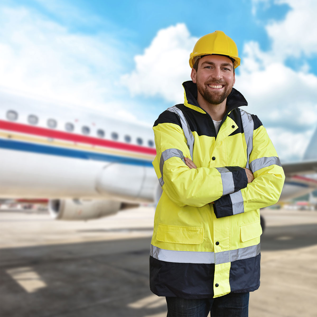 aviation worker